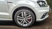 189 hp VW Polo GTI rims spied