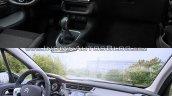 2016 Citroen C3 vs. 2014 Citroen C3 interior dashboard