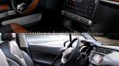 2016 Citroen C3 vs. 2014 Citroen C3 interior