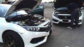 2016 Honda Civic 1.5 Turbo tuned to 225PS:285Nm