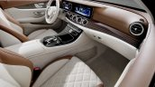 2016 Mercedes E-Class Estate interior dashboard