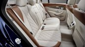 2016 Mercedes E-Class Estate interior rear seats