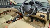2016 Proton Perdana interior launched in Malaysia