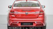 2016 Proton Perdana rear launched in Malaysia