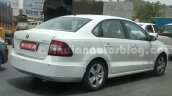 2016 Skoda Rapid (facelift) rear spied by IAB reader