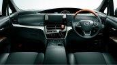 2016 Toyota Estima Hybrid (facelift) interior dashboard