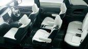 2016 Toyota Estima Hybrid (facelift) seats