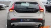 2016 Volvo V40 Cross Country (facelift) rear