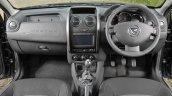 2017 Dacia Duster dashboard
