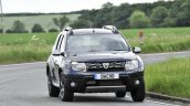 2017 Dacia Duster front three quarters right side