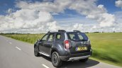 2017 Dacia Duster rear three quarters left side