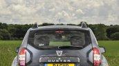 2017 Dacia Duster rear