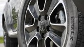 2017 Dacia Duster wheel