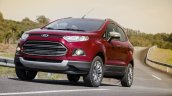 2017 Ford EcoSport front three quarters left side Brazil