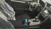 2017 Honda Civic 180Turbo interior spied China