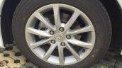 2017 Honda Civic 180Turbo wheel spy shot
