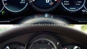 2017 Porsche Panamera vs. 2014 Porsche Panamera interior instrument cluster