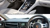 2017 Porsche Panamera vs. 2014 Porsche Panamera interior