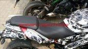 Bajaj Pulsar CS400 seats spy shot