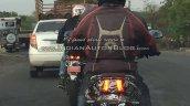 Bajaj Pulsar CS400 spied Nagpur