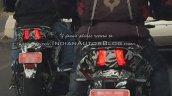 Bajaj Pulsar CS400 spyshot Nagpur