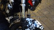 Bajaj Pulsar CS400 wheel IAB spied