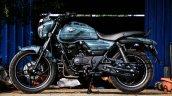 Bajaj V15 custom left side
