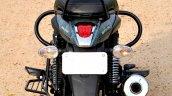 Bajaj V15 custom rear