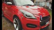 Custom Maruti Swift Nissan GT-R body kit front