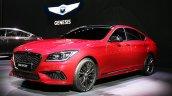 Genesis G80 Sport at 2016 Busan Motor Show