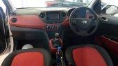 Hyundai Grand i10 20th Anniversary Edition dashboard In Images