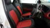 Hyundai Grand i10 20th Anniversary Edition seats In Images