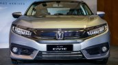 India-bound 2016 Honda Civic front launched in Malaysia