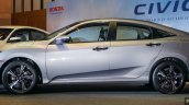 India-bound 2016 Honda Civic side launched in Malaysia