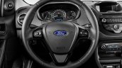 India-made Ford Ka+ (Ford Figo) steering wheel unveiled for European markets