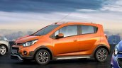India-spec Next-gen Chevrolet Beat Activ revealed