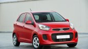 Kia Picanto 1.2 LS front launched in South Africa