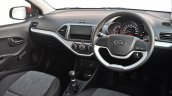 Kia Picanto 1.2 LS interior launched in South Africa