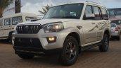 Mahindra Scorpio Adventure Edition front three quarter launched in Goa