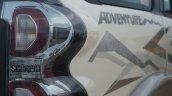 Mahindra Scorpio Adventure Edition taillamps launched in Goa