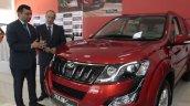 Mahindra XUV500 Kenya launch