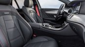 Mercedes-AMG E 43 4MATIC Estate interior front seats
