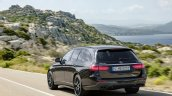 Mercedes-AMG E 43 4MATIC Estate rear three quarters in motion