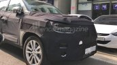 Next-gen Ssangyong Rexton front end spied ahead of Paris debut