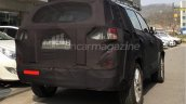 Next-gen Ssangyong Rexton rear spied ahead of Paris debut