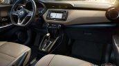 Nissan Kicks SL dashboard