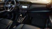 Nissan Kicks SL interior