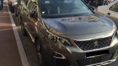 Peugeot 3008 front quarter spotted in the wild