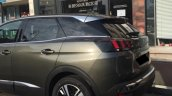 Peugeot 3008 rear quarter spotted in the wild
