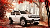 Renault Duster Dynamique 4x2 Limited Edition EXPLORE front three quarters right side